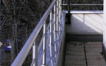 Kulatý terasa